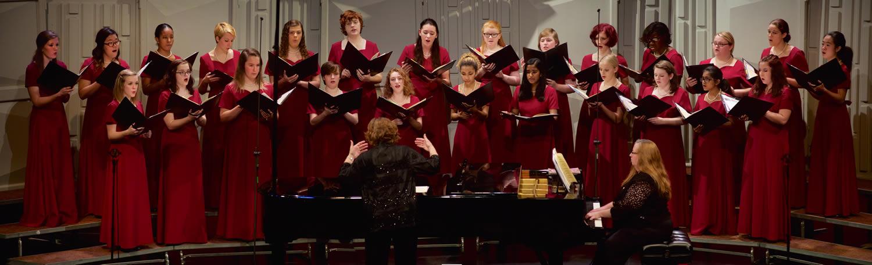 Capital City Girls Choir Singing